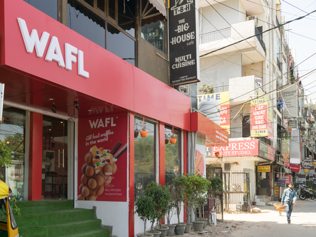 New Delhi — New WAFL™ Cafe